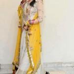 Naj Mehndi Dresses 2012-2013 For Women 007