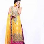 Naj Mehndi Dresses 2012-2013 For Women 009