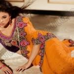 Natasha Couture Sarees Collection 2012-2013 For Women 002
