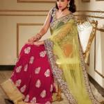 Natasha Couture Sarees Collection 2012-2013 For Women 006
