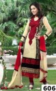 Natasha Couture Winter Shalwar Kameez Collection 2012 001