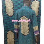 Naveed Nawaz Textiles Latest Casual Dresses For Winter 2012 004