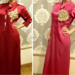Noor Sahar Winter Party Wear Dresses 2012-13 for Ladies 001