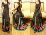 Noor Sahar Winter Party Wear Dresses 2012-13 for Ladies 003
