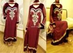 Noor Sahar Winter Party Wear Dresses 2012-13 for Ladies 004