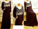 Noor Sahar Winter Party Wear Dresses 2012-13 for Ladies 005