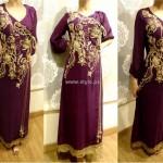Noor Sahar Winter Party Wear Dresses 2012-13 for Ladies 007
