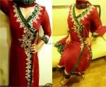 Noor Sahar Winter Party Wear Dresses 2012-13 for Ladies 008