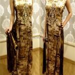 Noor Sahar Winter Party Wear Dresses 2012-13 for Ladies 010