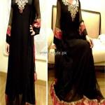 Noor Sahar Winter Party Wear Dresses 2012-13 for Ladies 012