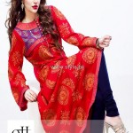 QnH Casual Dresses 2012 for Girls and Women 006