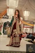 Rani Emaan Bridal Collection 2012 At Pantene Bridal Couture Week 0019