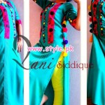 Rani Siddique Latest Winter 2012 Collection For Women 002
