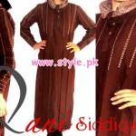 Rani Siddique Latest Winter Casual Wear Outfits 2012 006