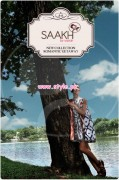 Saakh by Sabah Casual Dresses 2012 For Women 003