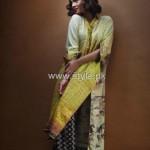 Sania Maskatiya Casual Dresses 2012 for Ladies 001
