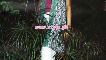 Sania Maskatiya Luxury Pret 2012 Collection For Women 005