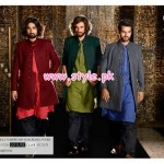 Shahnameh Winter Collection 2012-13 For Men 005