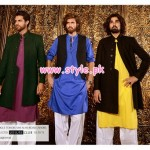 Shahnameh Winter Collection 2012-13 For Men 007