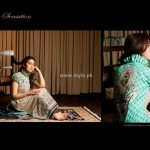 Shariq Textiles Khaddar Collection 2012 for Women 002