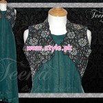 Teena by Hina Butt Latest Formal Wear 2012 Collection 002