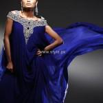 Teena by Hina Butt Semi-Formal Dresses 2012 for Women 012