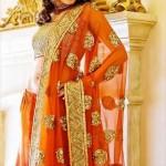 Uzma Creation Bridal dresses 2012-2013 For Women 001