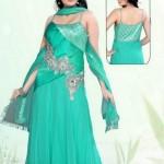 Uzma Creation Formal Dresses 2012-2013 For Women 008