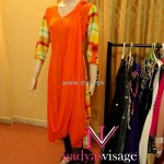 Visage Winter 2012-13 Dresses for Girls and Women 003