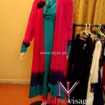 Visage Winter 2012-13 Dresses for Girls and Women 005
