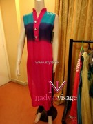Visage Winter 2012-13 Dresses for Girls and Women 009
