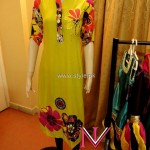 Visage Winter 2012-13 Dresses for Girls and Women 012