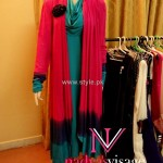 Visage Winter 2012-13 Dresses for Girls and Women 015