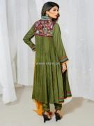 Warda Designer Collection Stitched Winter Dresses 2012-13 002