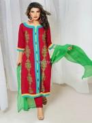 Warda Designer Collection Stitched Winter Dresses 2012-13 005