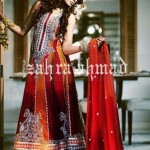 Zahra Ahmad Bridal Wear Collection 2012-2013 For Women 001