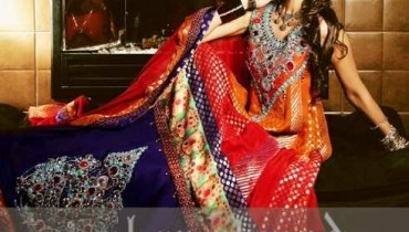 Zahra Ahmad Bridal Wear Collection 2012-2013 For Women 003