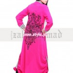 Zahra Ahmad Latest Winter Collection For Girls 2012 004