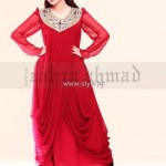 Zahra Ahmad Winter Collection 2012-13 for Girls 002