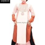 Zahra Ahmad Winter Collection 2012-13 for Girls 004
