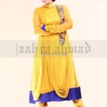 Zahra Ahmad Winter Collection 2012-13 for Girls 010