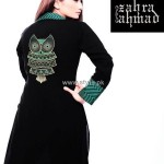 Zahra Ahmad Winter Collection 2012-13 for Girls 012