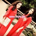 Abraaj Latest Winter Casual Dresses For Women 2013 007