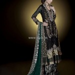 Ahsan Hussain Bridal Wear Collection 2012-13 for Women