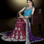 Ahsan Hussain Bridal Wear Collection 2012-13 for Women 002