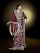 Ahsan Hussain Bridal Wear Collection 2012-13 for Women 003