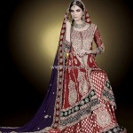 Ahsan Hussain Bridal Wear Collection 2012-13 for Women 004