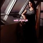 Aisha Alam Latest Wedding Wear Outfits 2013 001
