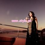 Aisha Alam Latest Wedding Wear Outfits 2013 005