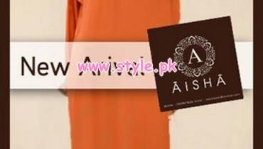 Aisha Alam Latest Winter Party Dresses 2013 009